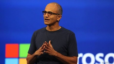 A chat with Microsoft's CEO: why Apple and Google haven't won yet | Use of digital technology in education | Scoop.it