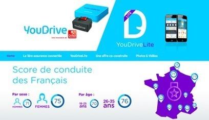 C'est pas mon idée !: Premier bilan pour YouDrive | Nicole Pochat | Scoop.it