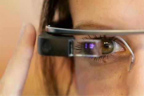Google ne renonce pas (encore) à ses lunettes connectées - Les Inrocks | Les lunettes à réalité augmentée | Scoop.it