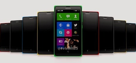 Nokia Normandy with New Image: Supports Dual SIM Cards | Android Tech News | Scoop.it