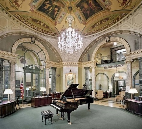 Photos Reveal How Steinway Makes Its Beautifully Crafted Grand Pianos | Le It e Amo ✪ | Scoop.it