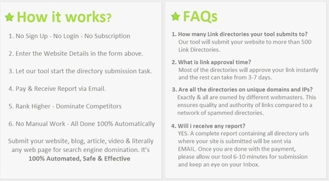 Linkmitter | Directory Submitter | Automatic Directory Submission | Website Directory Submitter | Paid Submitters | Scoop.it