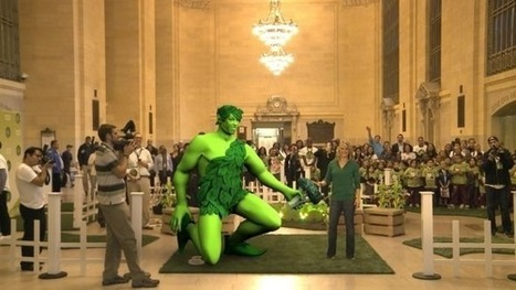 Ho, ho, ho, Green Giant takes to augmented reality to help kids   RedPrairie is Commerce in Motion   Scoop.it