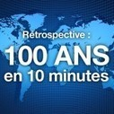 Une rétrospective d'un siècle en dix minutes top chrono ! - Daily Geek Show | Geeks sur le divan | Scoop.it