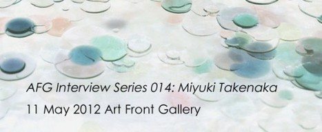 Miyuki Takenaka – Transparency: layered resin and light | The Aesthetic Ground | Scoop.it