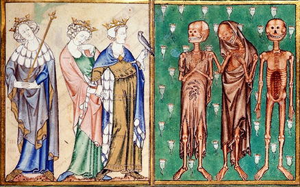 Wraiths, Revenants and Ritual in Medieval Culture | Fairy tales, Folklore, and Myths | Scoop.it