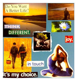 Creativity in Therapy: Collage Art Therapy (Part 1)   Visual Communication & Personal-development Through Collage   Scoop.it