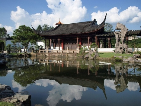 Chinese Gardens and Japanese Gardens - Singapore | A Love of Japanese Gardens | Scoop.it