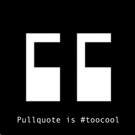 PullQuote: Cool But Unknown Social Quotes App | Startup Revolution | Scoop.it
