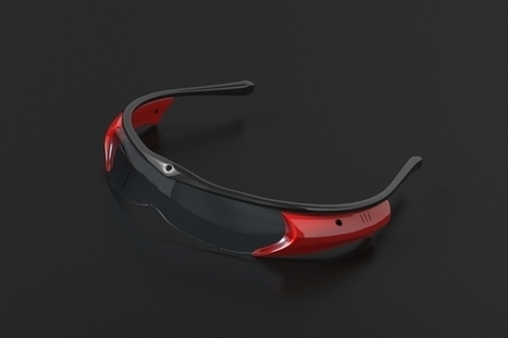 Fuviss Glasses: One Of The World's Most Advanced Augmented Reality Glasses   Augmented Reality   Scoop.it