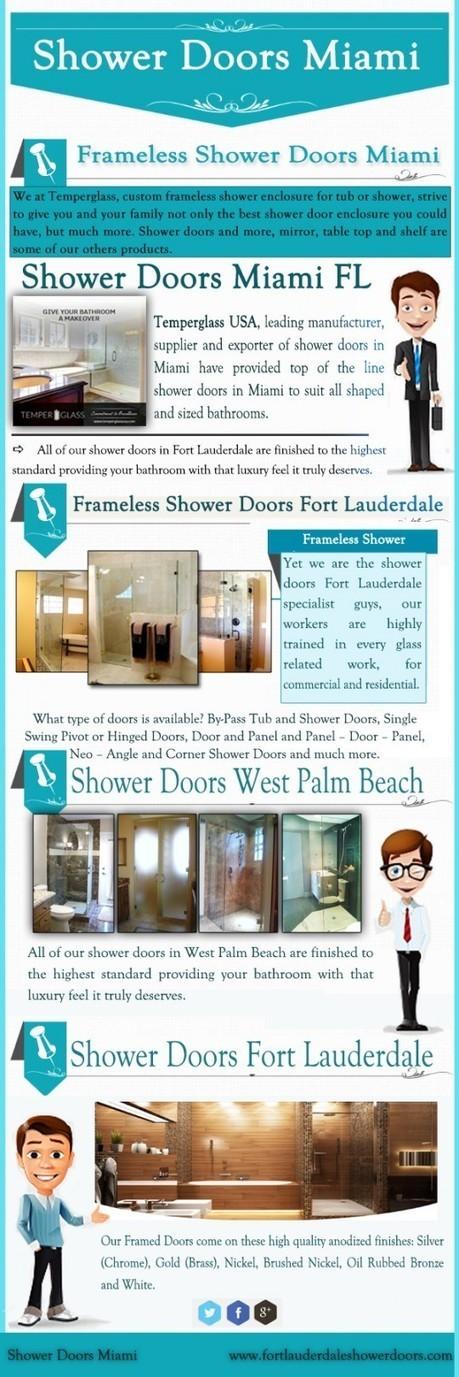 Shower Doors Miami | Shower Doors Miami | Scoop.it