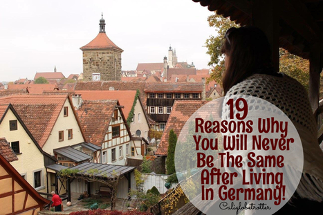 Why You Will Never Be The Same After Living in Germany | Angelika's German Magazine | Scoop.it