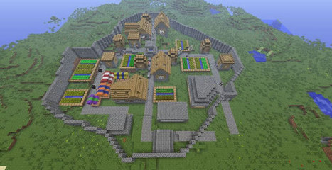 Village Assassin Map for Minecraft 1.5.2/1.5.1 - Minecraft Builders   Minecraft   Scoop.it