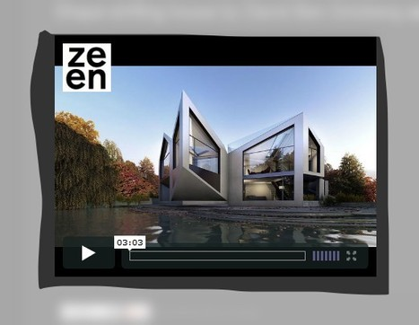 morfoLL: Shape-shifting house by David Ben Grünberg and Daniel Woolfson | Architecture and Design | Scoop.it