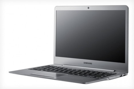 Samsung Reveals Windows 8 Ultrabooks, Tablet Hybrids | B-Gina™ TechNews Report  - up and about | Scoop.it