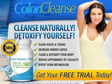 Colon Cleanse 1300 - Risk Free Trial Offer Available | Awesome Result About Big Fat With Colon Cleanse 1300 | Scoop.it