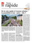 IAU îdF-De la voie rapide à l'avenue urbaine : la possibilité d'une « autre » ville ? | Déplacements-mobilités | Scoop.it