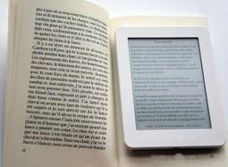 Lit-on différemment un texte numérique ?   Lettres Numériques   Liseuses, ebook, lecture et education   Scoop.it