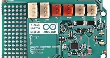Arduino annuncia una collaborazione con Bosch Sensortec - DaVinciTech | scatol8® | Scoop.it
