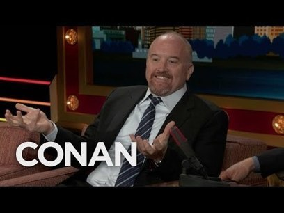 Watch Louis C.K. Offers Honest Advice About a Career in the Performing Arts | Funny & Interesting | Scoop.it