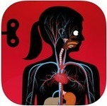 The Human Body - An Anatomy App for Kids | Better teaching, more learning | Scoop.it