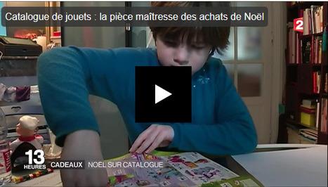 Actu-français : Noël en catalogue (B1) | Le blog des profs de l'Institut Français à Madrid | French, Paris, France | Scoop.it