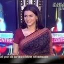 Nidhi Razdan Ndtv   Indian tv actress   Scoop.it