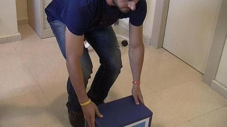 Cómo se debe coger peso para no hacerse polvo la espalda | Clínica CEMTRO | Scoop.it