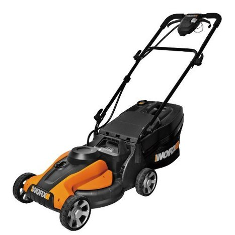 Discount on WORX WG782 14-Inch 24-Volt Cordless Lawn Mower with IntelliCut   Lawn Mowers Discount   Scoop.it