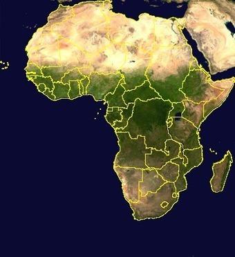 Mapmaker Africa Data   geoinformação   Scoop.it