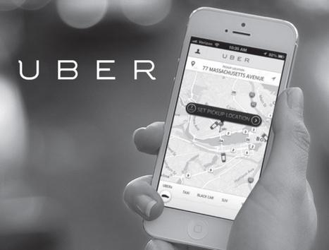 Messenger Business : Uber s'associe à Facebook | Événementiel, Luxe, voyages & Innovations | Scoop.it