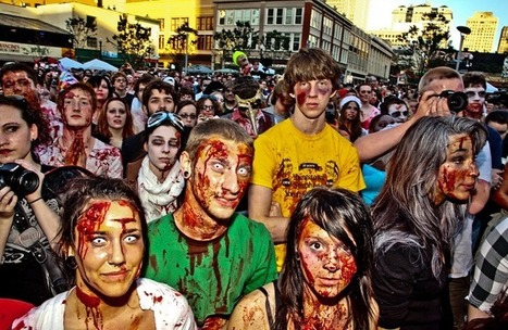 It's ZombieFest time in Pittsburgh Oct. 13 2012 | Pittsburgh Pennsylvania | Scoop.it