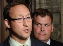 Could MacKay's Exit Be Next? | political shenanigans in Canada | Scoop.it