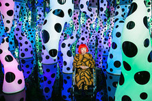 Yayoi Kusama's 'I Who Have Arrived in Heaven' - Wall Street Journal   Art New York   Scoop.it