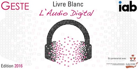 "Un webinar consacré à la ""Publicité Audio Digital"" mardi 20 sept 17h à la Sacem+ online 