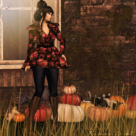 Fall Feelings | 亗 Second Life Freebies Addiction & More 亗 | Scoop.it