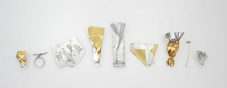 Rubbish Jewellery   Hollie Paxton   Designer maker   Market Day Ideas   Scoop.it