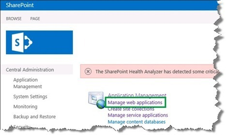 Use recommendations and popular items on websites with anonymous users in SharePoint Server 2013 - SharePoint IT Pro Blog - Site Home - TechNet Blogs | Content migration between servers SharePoint to SharePoint | Scoop.it