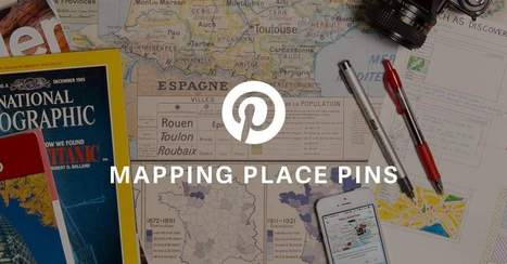 Mapping Place Pins | Pinterest | Scoop.it
