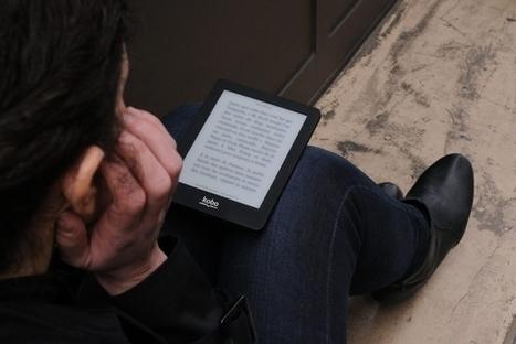 Quelle liseuse préférez-vous ? | alexfromdijon | Scoop.it