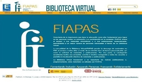 Biblioteca virtual para el acceso a documentos y materiales sobre sordera | Blog de CNIIE | Pedalogica: educación y TIC | Scoop.it