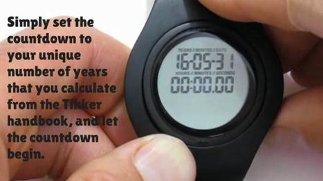 Tikker, la montre qui permet de prédire quand vous allez mourir   Mais n'importe quoi !   Scoop.it