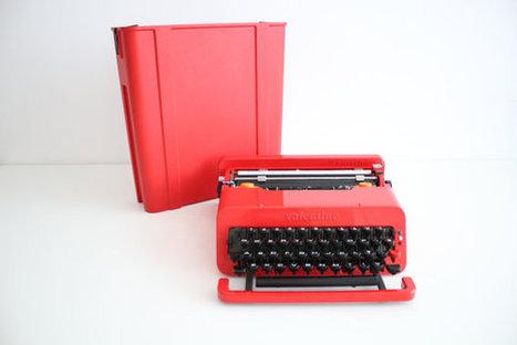 Vintage 60's mechanical typewriter | antiques information | Scoop.it
