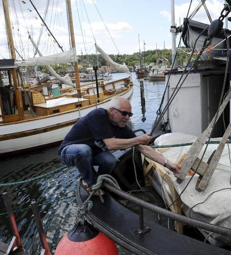 Seilte helt fra Bodø - Sandefjords Blad   Kystkultur i Norden   Scoop.it