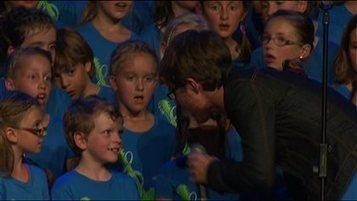 Festival en chanson : Vallières chanté par les enfants   ICI.Radio-Canada.ca   Festival en chanson 2014   Scoop.it