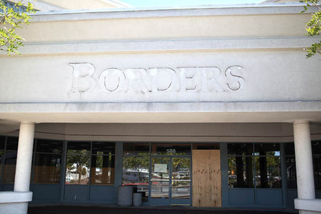 5 Reasons Borders Went Out of Business (and What Will Take Its Place) | TIME.com | BUSS4 General Research | Scoop.it
