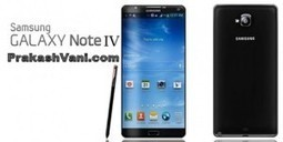 Samsung Galaxy Note 4 with top distinguished features | Blogging | Scoop.it
