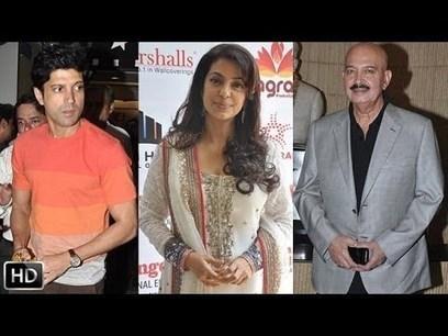 Bollywood Celebs At Dadasaheb Phalke Awards Function - | latestvideo news | Scoop.it