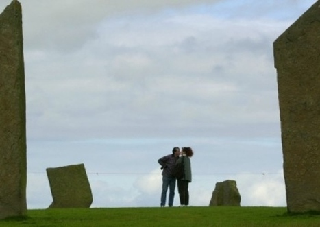 Stone circle to rival Ring of Brodgar found off Orkney coast - Scotland - Scotsman.com | Archaeology rules | Scoop.it