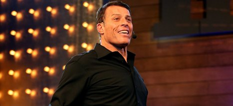 Tony Robbins on How to Master the Game of Life | MyRoundUp | Scoop.it